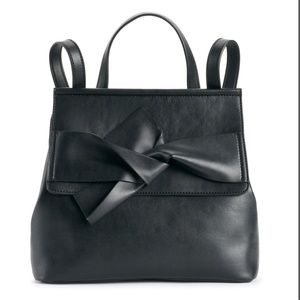 Circus by Sam Edelman  bow convertible backpack